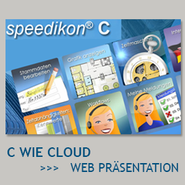 speedikon C Web Pr�sentation